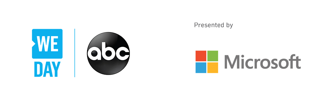 WE Day | ABC - Presented by Microsoft