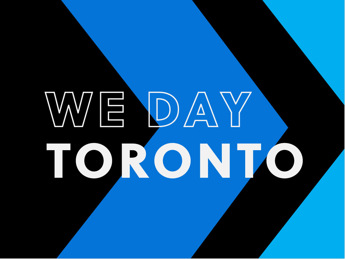 WE Day Toronto recap