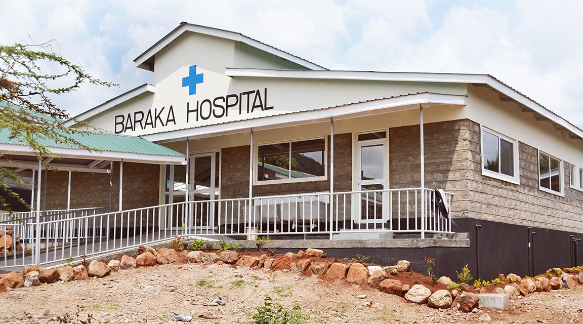 Baraka Hospital in Kenya