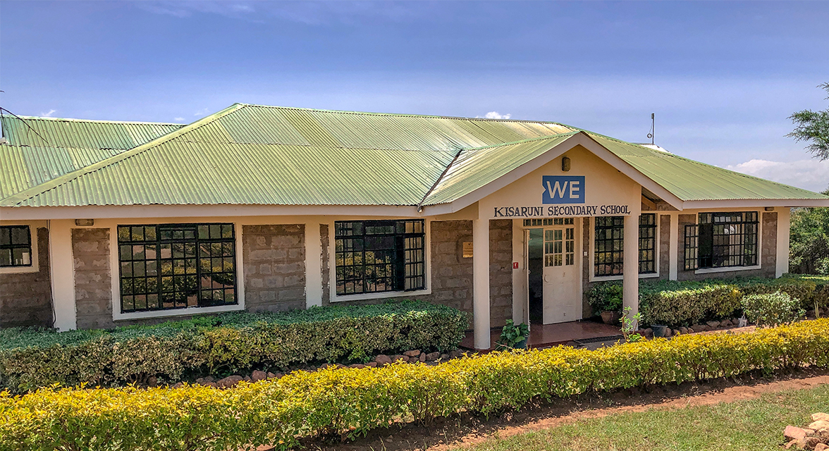 Kisaruni Secondary School Kenya
