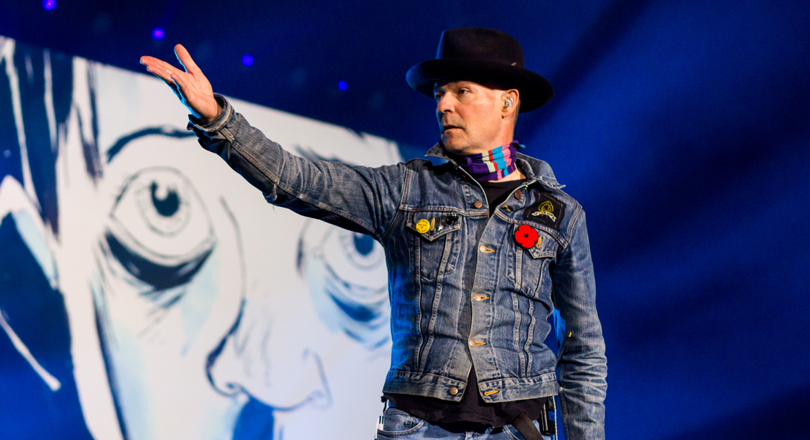 Gord Downie at WE Day