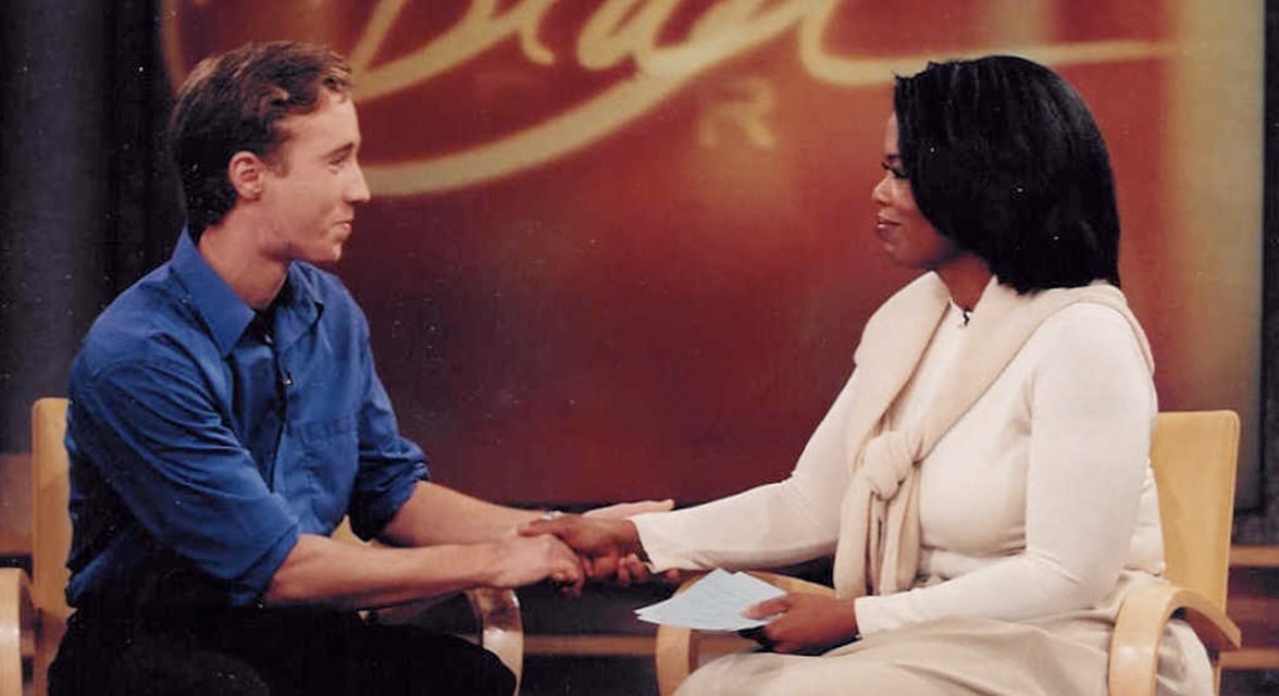 Craig Kielburger on The Oprah Winfrey Show