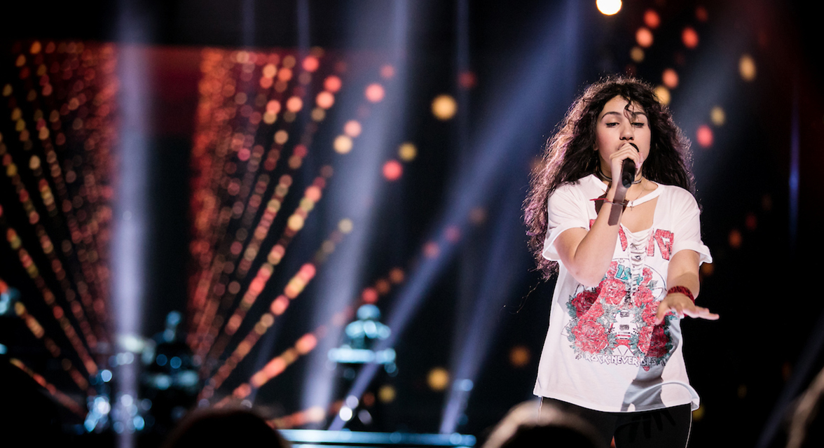 Alessia Cara at WE Day