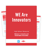 WE are Innovators classroom resource
