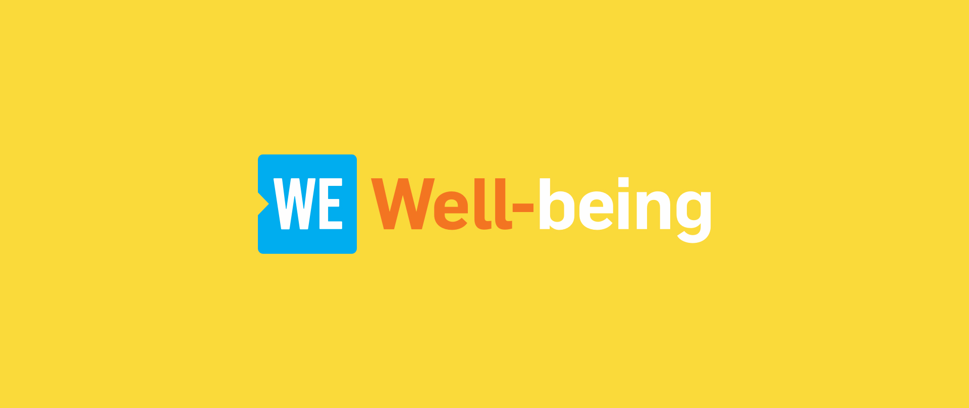 The WE Well-being Initiative | WE.org