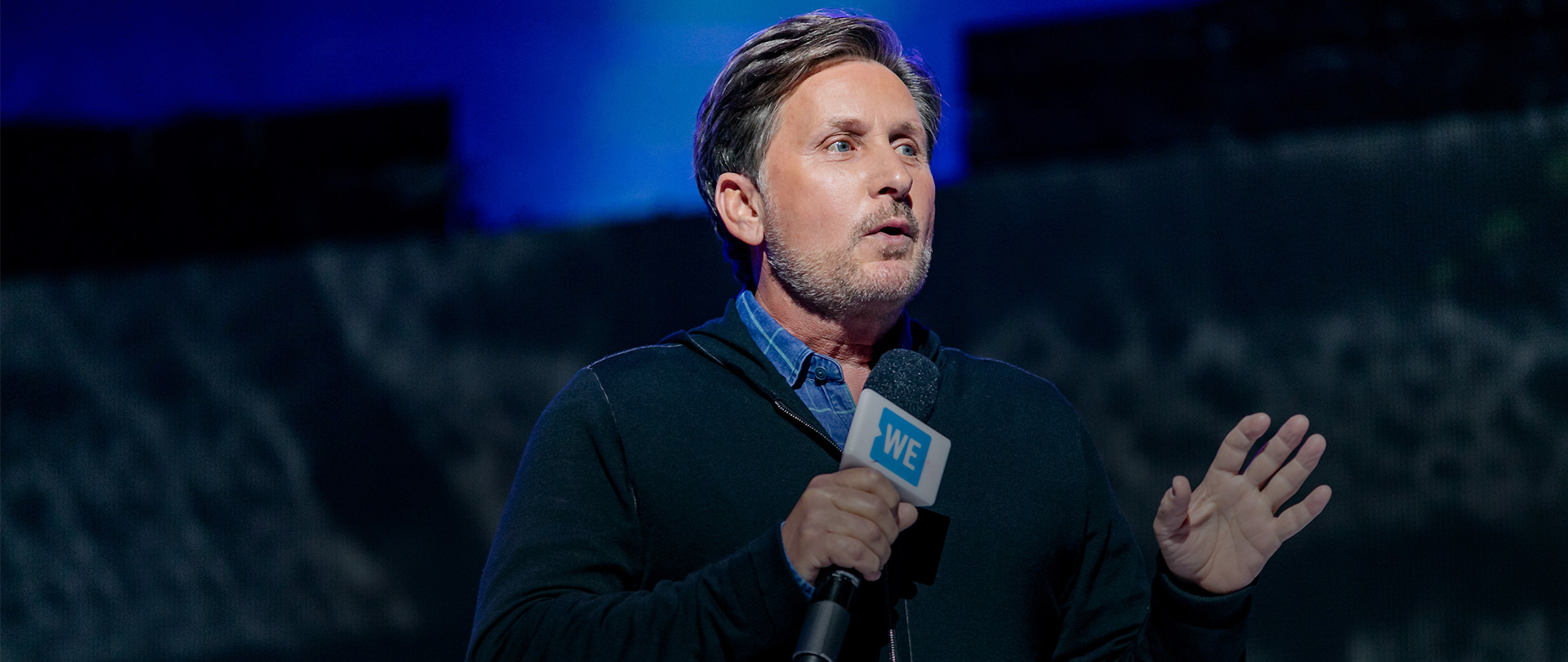 Emilio Estevez gets the importance of teachers