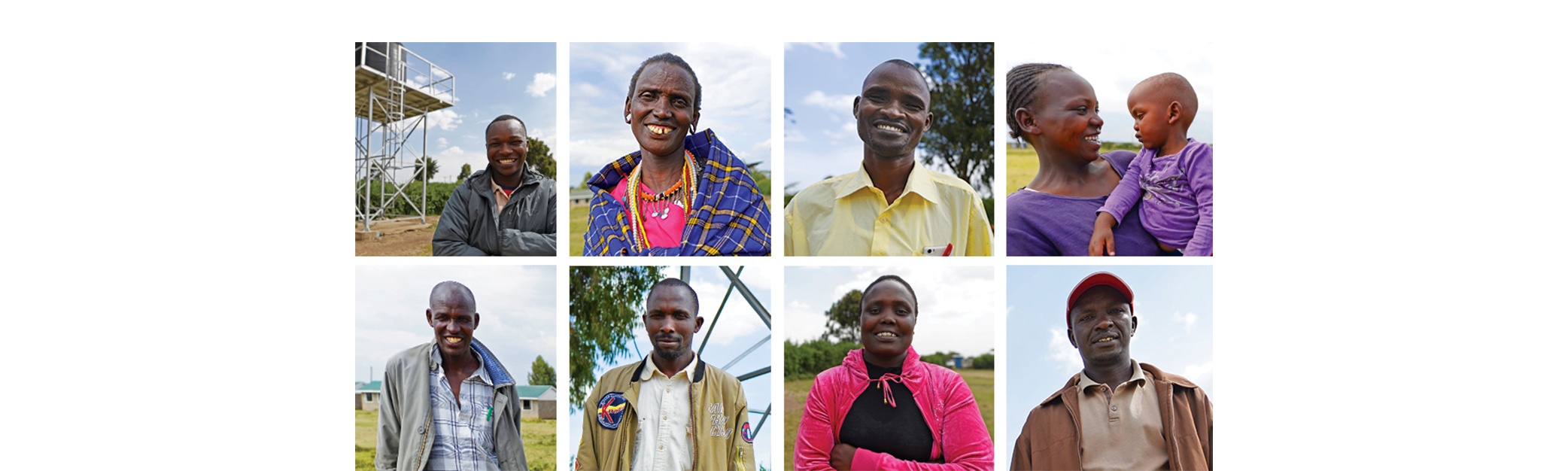 Meet the women and men in Kenya's Maasai Mara responsible for making their new water project sustainable for the long haul.
