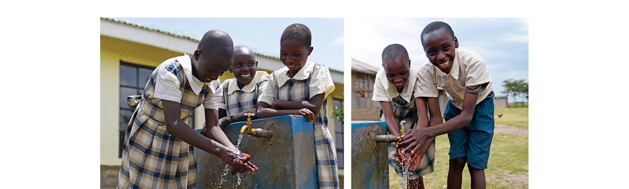 Water Management Committee in rural Kenya is the ...