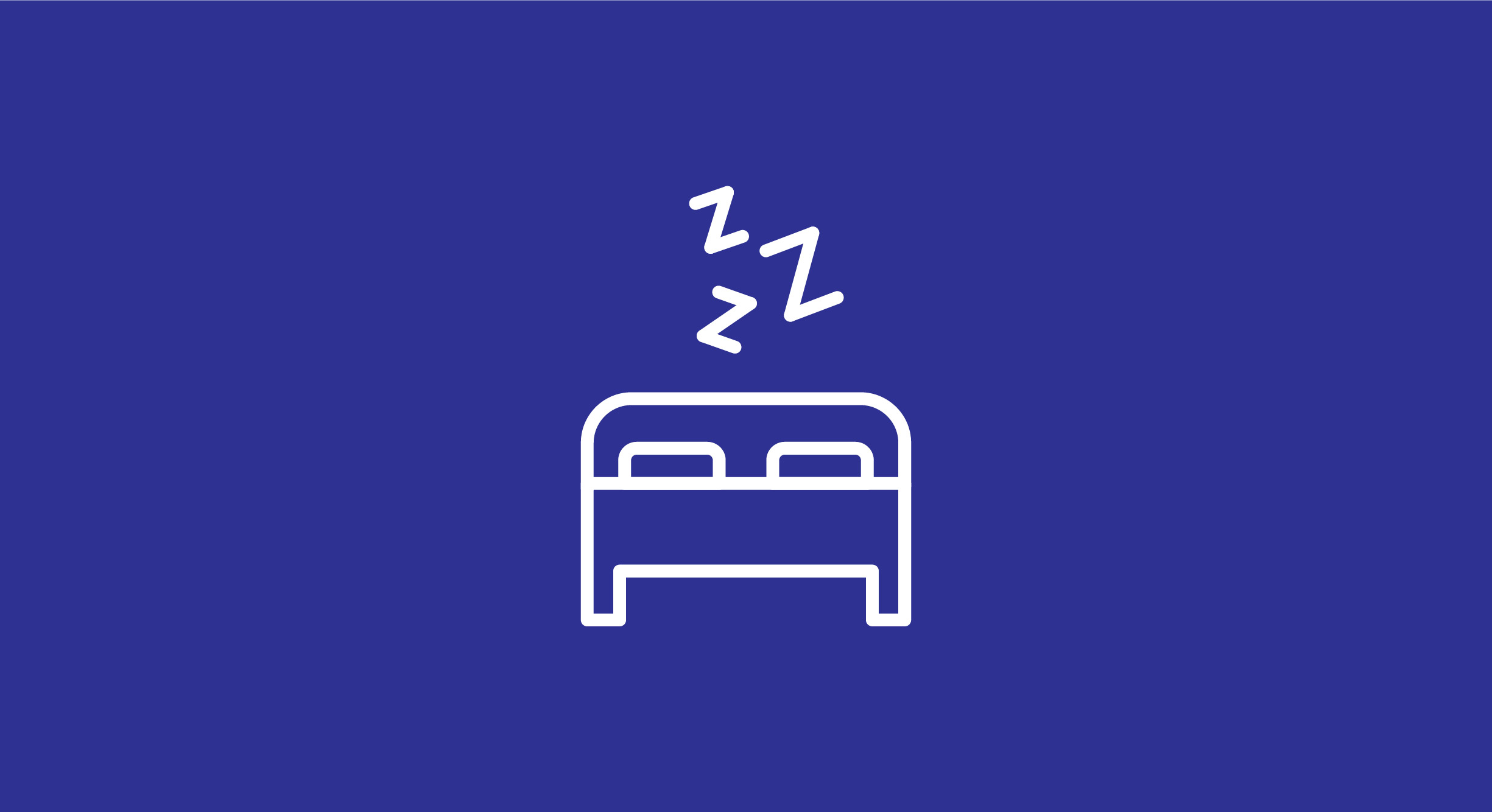 Make routine the key to your Zzzs