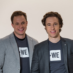 Craig and Marc Kielburger