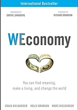 WEconomy by Craig and Marc Kielburger, and Holly Branson