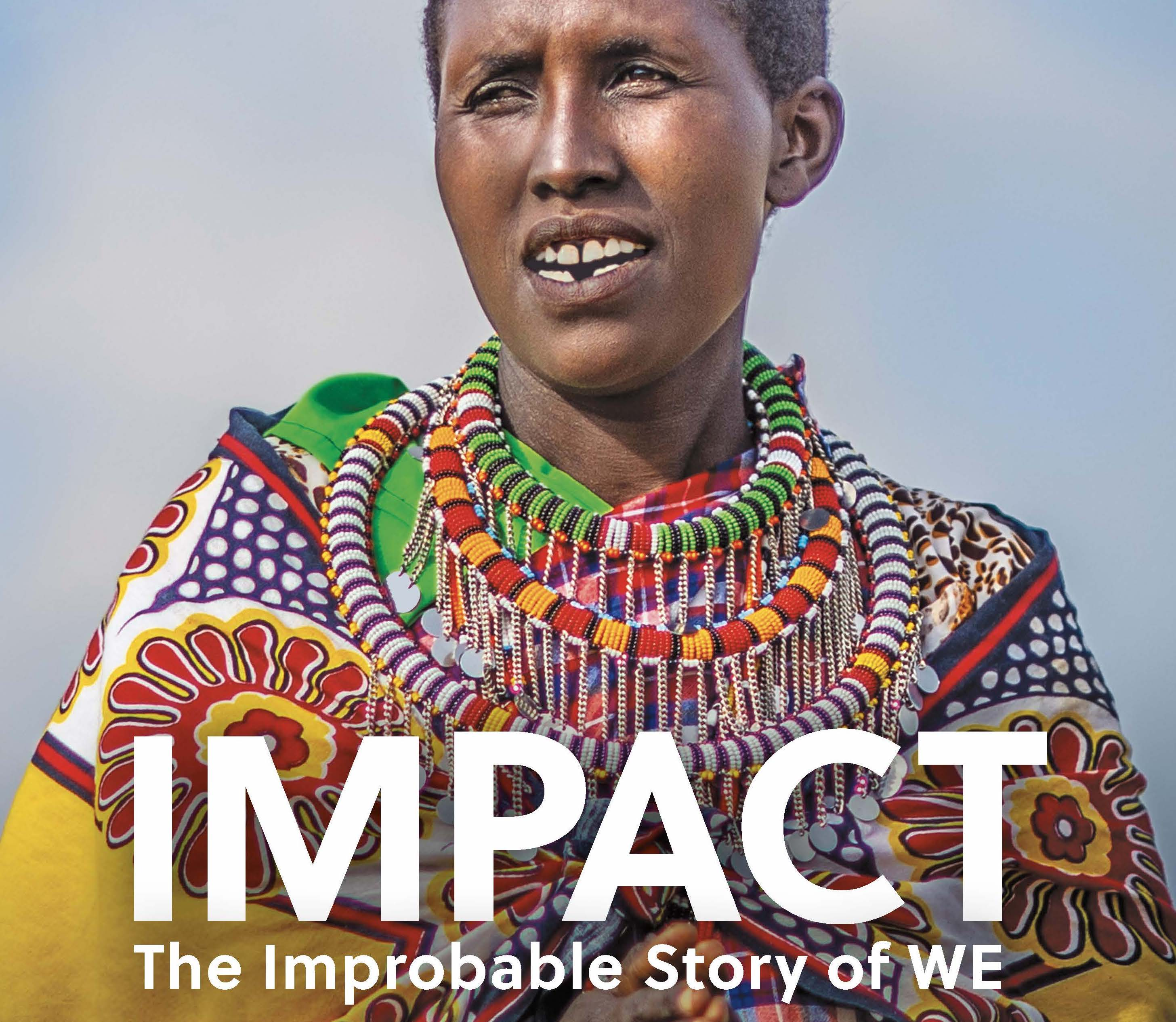 Cover of Impact book