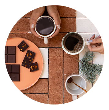 Shop Fairtrade chocolate and coffee