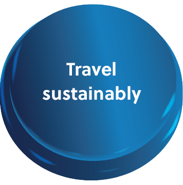 Travel sustainably