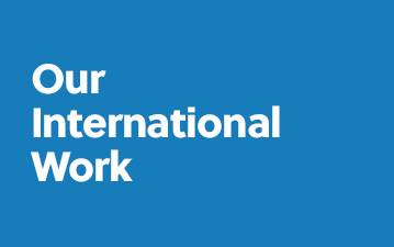 Our International Work