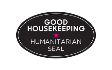 Good Housekeeping Humanitarian Seal