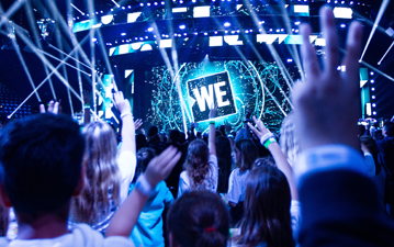 WE Day event
