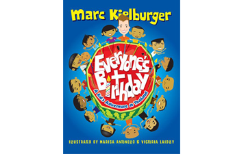 Everyone's Birthday by Marc Kielburger