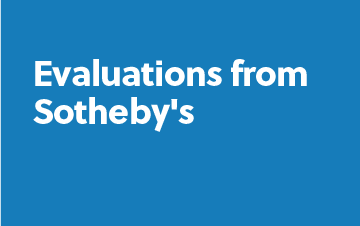 Evaluations from Southeby's