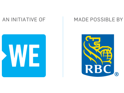 An initiative of WE | Made possible by RBC