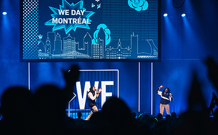 WE Day Montreal