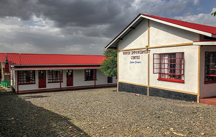Women's empowerment centre in Ecuador