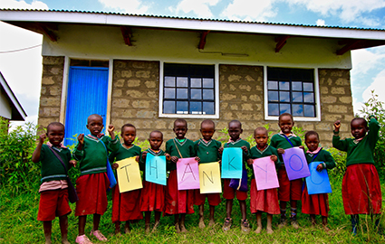 Primary school Kenya