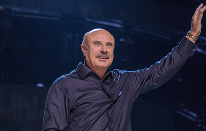 Dr. Phil at WE Day