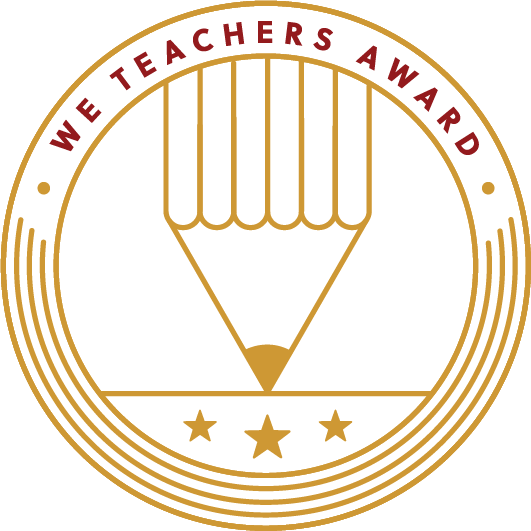 WE Teachers Award