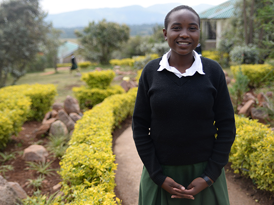 One girl's fight for education in Kenya.