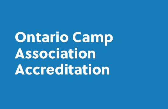 Ontario Camp Association Accreditation