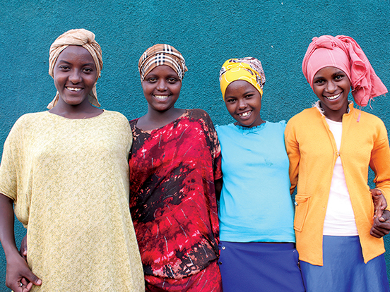 Meet the girls fighting child marriage in Ethiopia.