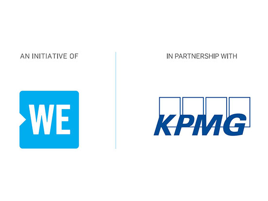 WE | In partnership with KPMG