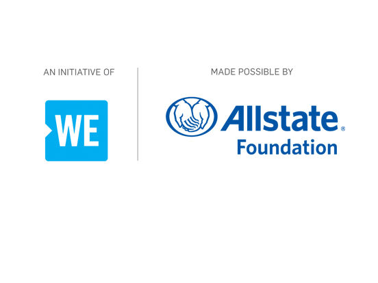 An initiative of WE | Made possible by Ford